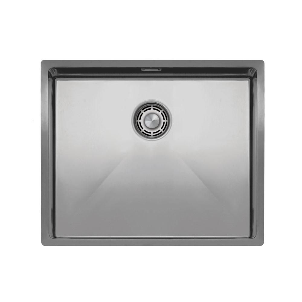 Paslanmaz Çelik Mutfak Lavabo - Nivito CU-500-B
