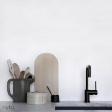 Mutfak tesisat armaturleri siyah
