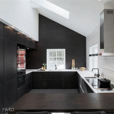 Mutfak su musluk siyah