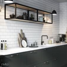 Siyah Mutfak Musluk - Nivito 22-RH-320