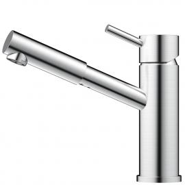 Paslanmaz Çelik Banyo Musluk - Nivito FL-20