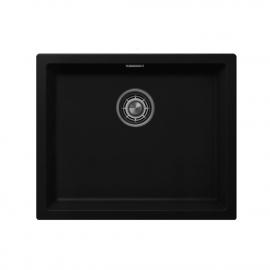 Siyah Mutfak Yüz Yıkama Havzası - Nivito CU-500-GR-BL