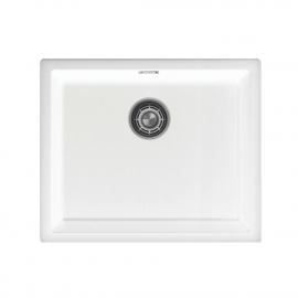 Beyaz Mutfak Yüz Yıkama Havzası - Nivito CU-500-GR-WH