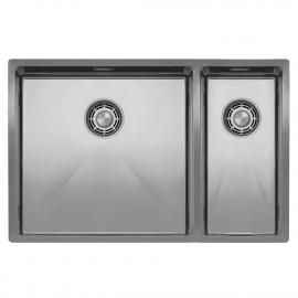 Paslanmaz Çelik Mutfak Yüz Yıkama Havzası - Nivito CU-500-180-B