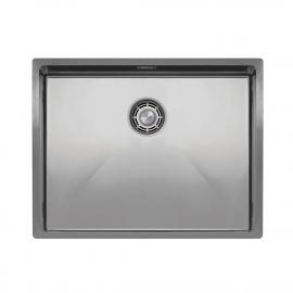 Paslanmaz Çelik Mutfak Yüz Yıkama Havzası - Nivito CU-550-B