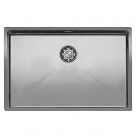 Paslanmaz Çelik Mutfak Yüz Yıkama Havzası - Nivito CU-700-B